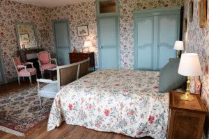La chambre Pink Garden