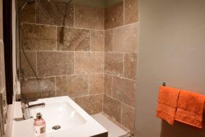 La salle de bain de la chambre Baltimore