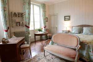 La chambre des invités